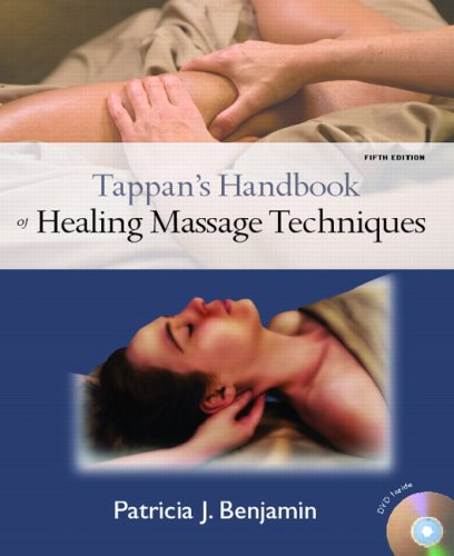 Tappan's Handbook of Healing Massage Techniques [With CDROM] 9780135142233