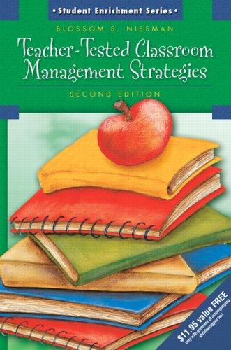 Teacher-Tested Classroom Management Strategies 9780131715097