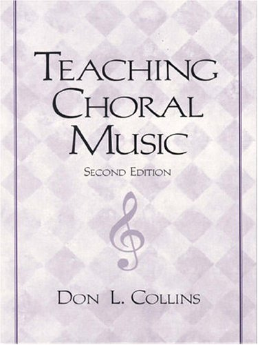 Teaching Choral Music 9780130813565