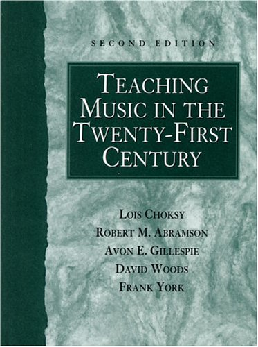 Teaching Music in the Twenty-First Century 9780130280275