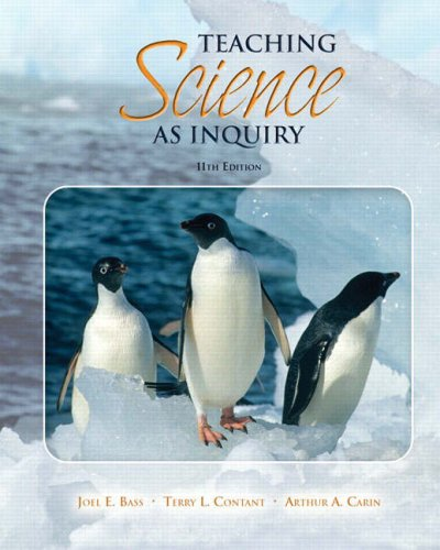 Teaching Science as Inquiry 9780131599499