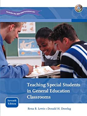 Teaching Special Students in General Education Classrooms [With CDROM] 9780131486355