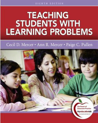 Teaching Students with Learning Problems 9780137033782