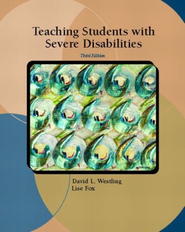 Teaching Students with Severe Disabilities 9780131105539