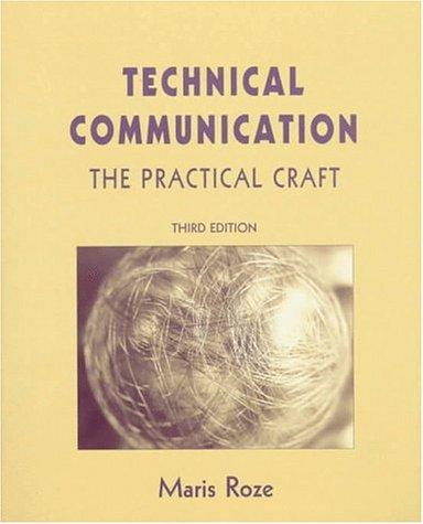 Technical Communication 9780134558745