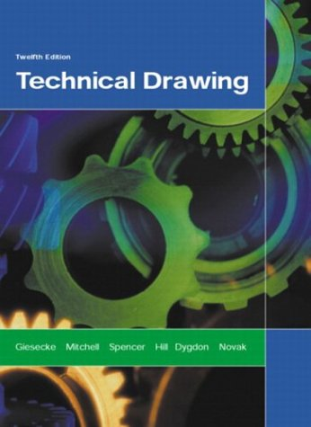Technical Drawing 9780130081834