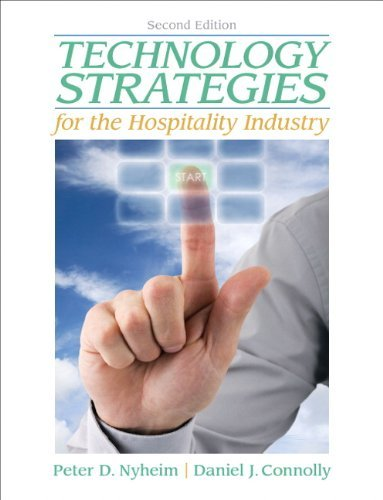 Technology Strategies for the Hospitality Industry 9780135038024