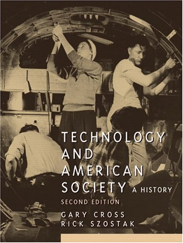 Technology and American Society 9780131896437