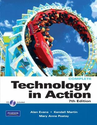 Technology in Action, Complete [With CDROM] 9780135096697