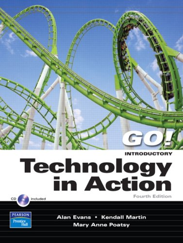 Technology in Action [With CDROM] 9780132402668