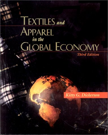 Textiles and Apparel in the Global Economy 9780136472803