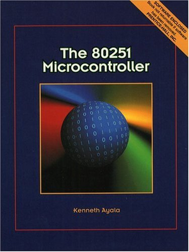 The 80251 Microcontroller [With CDROM] 9780139075513