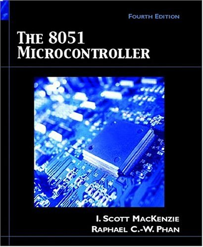 The 8051 Microcontroller 9780130195623