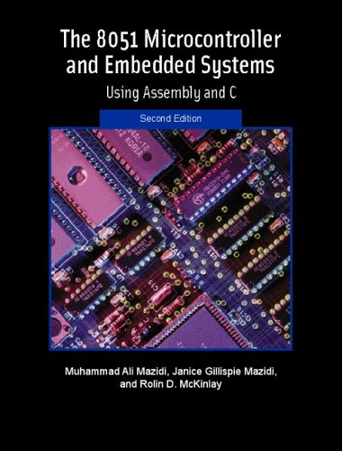 The 8051 Microcontroller and Embedded Systems 9780131194021