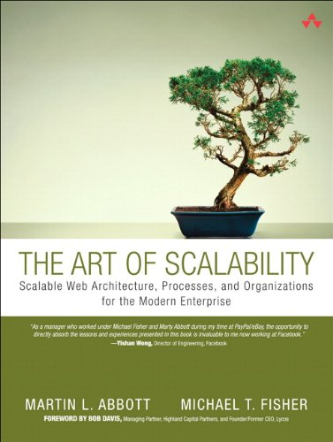 The Art of Scalability: Scalable Web Architecture, Processes, and Organizations for the Modern Enterprise 9780137030422