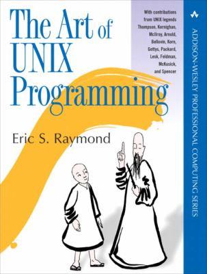 The Art of Unix Programming 9780131429017