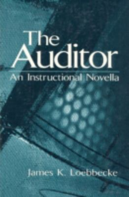 The Auditor: An Instructional Novella 9780130799760