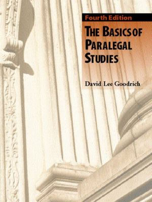 The Basics of Paralegal Studies 9780131121461
