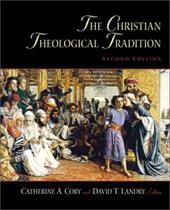 The Christian Theological Tradition 351632