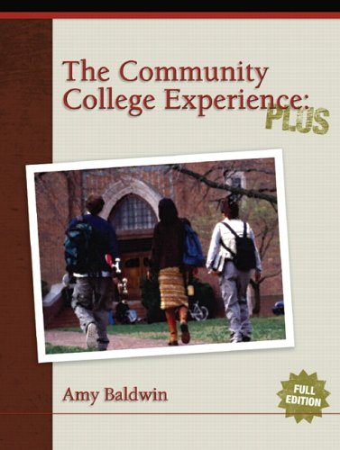 The Community College Experience: Plus 9780132215602