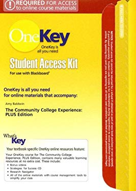 The Community College Experience: Plus Edition Student Access Kit 9780132216050