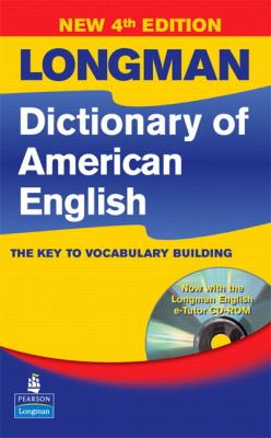 Value Pack: Longman Dictionary of American English (with CD-ROM) and Longman Dictionary of American English Workbook 9780131949362