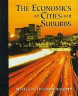 The Economics of Cities and Suburbs 9780135699713