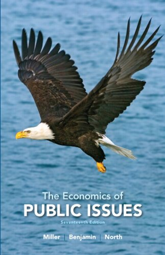 The Economics of Public Issues 9780138021139
