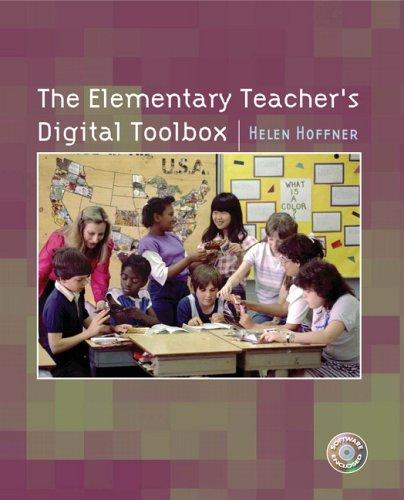 The Elementary Teacher's Digital Toolbox [With CDROM] 9780131709560