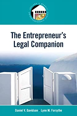 The Entrepreneur's Legal Companion 9780136077237