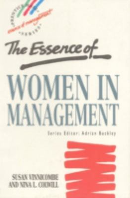 The Essence of Women in Management 9780132853705