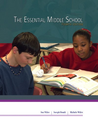 The Essential Middle School 9780131195967