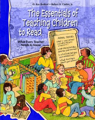 The Essentials of Teaching Children to Read 9780131186651