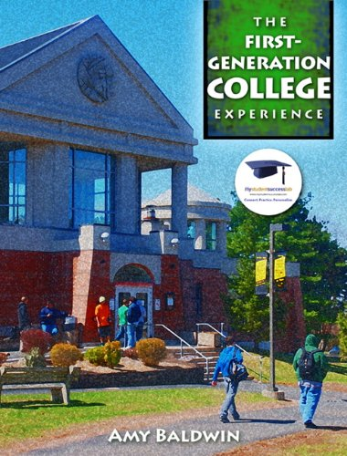 The First-Generation College Experience 9780137071234