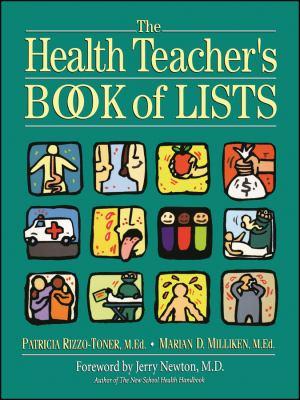 The Health Teacher's Book of Lists 9780130320179