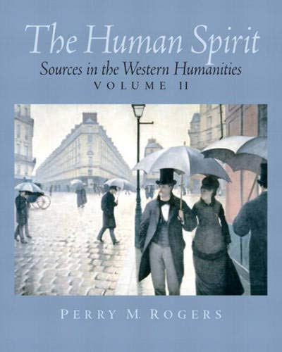 The Human Spirit, Volume II 9780130480538