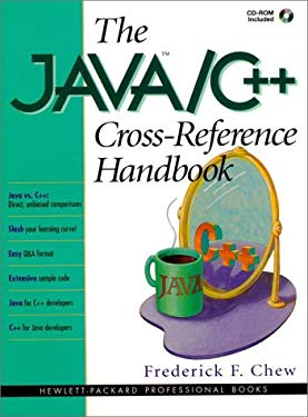The Java/C++ Cross Reference Handbook [With Java/C++] 9780138483180