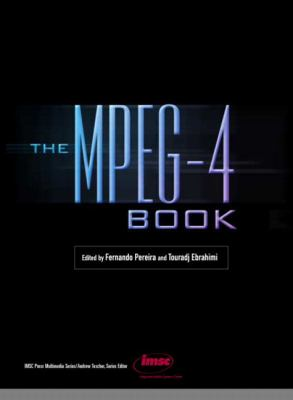The MPEG-4 Book 9780130616210