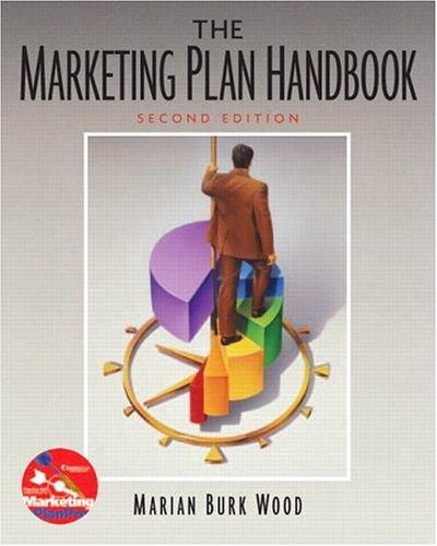 The Marketing Plan Handbook [With Marketing Plan Pro, CD-ROM] 9780131641495