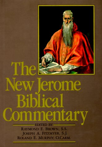 The New Jerome Biblical Commentary 9780136149347