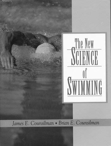 The New Science of Swimming 9780130998880