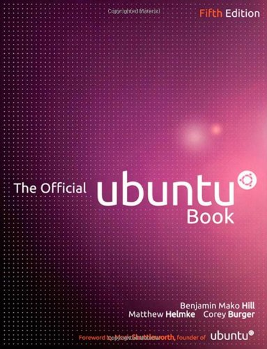 The Official Ubuntu Book [With CDROM] 9780137081301