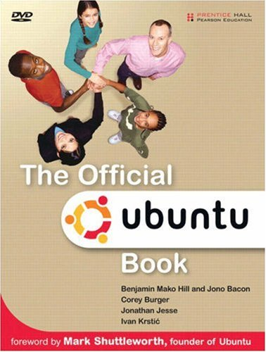 The Official Ubuntu Book [With DVD] 9780132435949