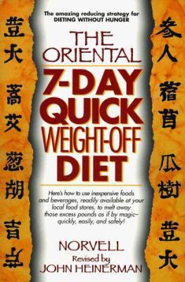Oriental quick weight loss diet