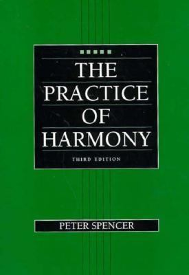 The Practice of Harmony 9780131815537
