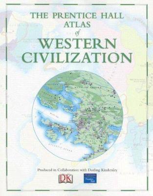 The Prentice Hall Atlas of Western Civilization 9780131932623