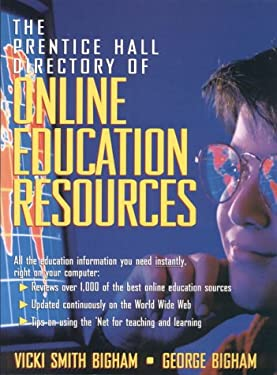 The Prentice Hall Directory of Online Education Resources 9780136185888