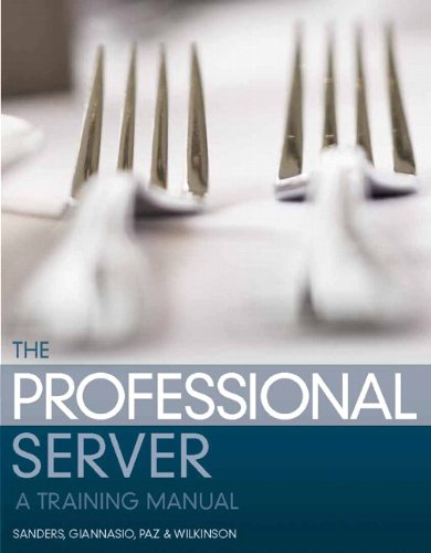 The Professional Server 9780131709928