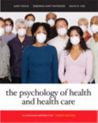 The Psychology of Health and Health Care (4th Edition) 9780137030323