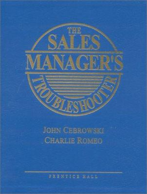 The Sales Manager's Troubleshooter 9780136734765